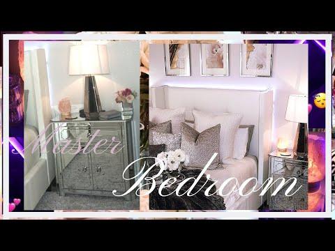 LUXURY BEDROOM IDEAS & INSPO TOUR    Master Bedroom