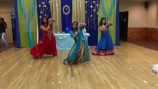 Vachinde Dance Performance ||  Fida ||  Sriram's 1st Birthday party