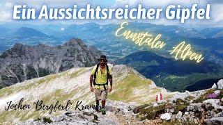 """Die """"Lange Gasse"""" bis zum Gipfel in den HALLER MAUERN  -  Jochen """"Bergfexl"""" Kramer"""