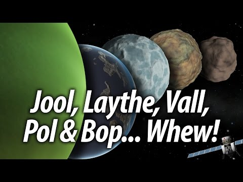 Money and Science Farming in Jool System (Beginner Tutorial: 19) Kerbal Space Program 1.1 Stock
