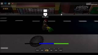 Exploiter Caught on The Streets (ROBLOX)