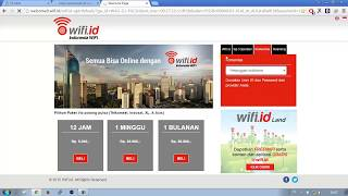 setting TP-Link supaya bisa login ke @wifi.id