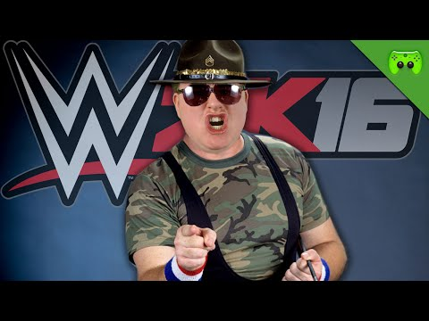 PIET JOINS THE GAME 🎮 WWE2K16 #7