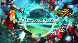 Awesomenauts - Alienware Tournament Game 1 (IAWD vs Sol Q)