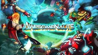 Awesomenauts - Alienware Tournament Game 1 (IAWD vs Sol Q)