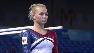 Daria Spiridonova (RUS) - VT TF - 2017 Universiade Taipei