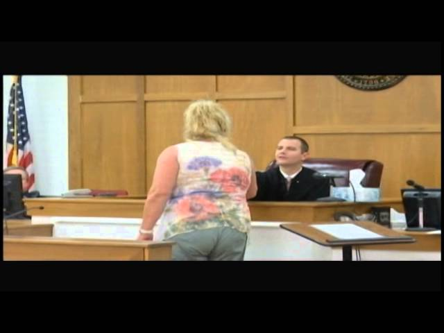 Tennessee Courtroom Drama Report