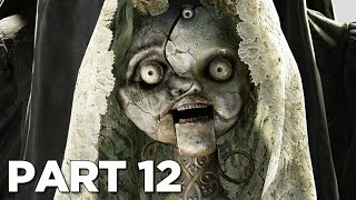 RESIDENT EVIL 8 VILLAGE Walkthrough Gameplay Part 12 - ANGIE THE DOLL (FULL GAME)