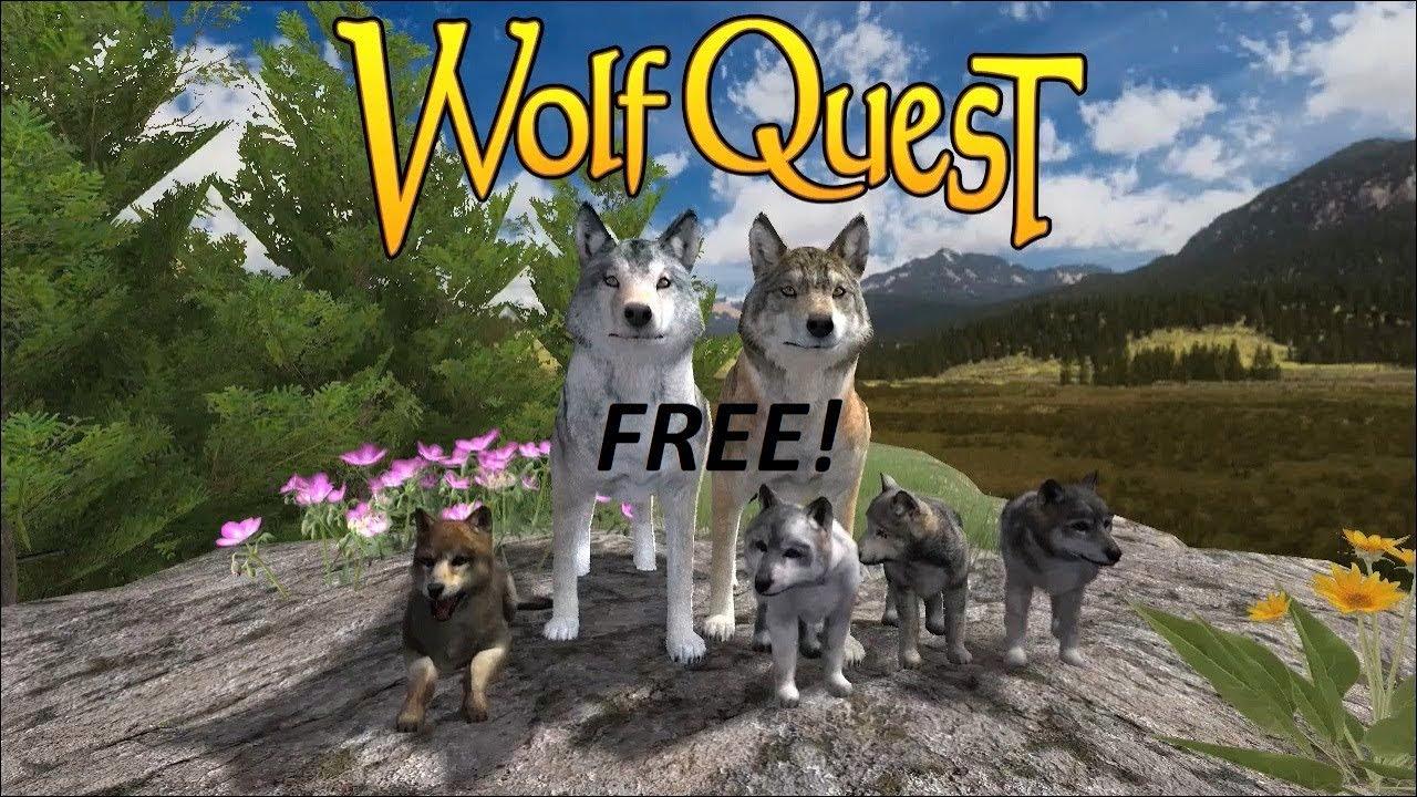 Wolfquest Registration