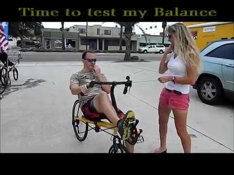 Recumbent Bikes Test Rides