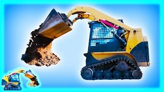 Kids Machines - Skid Steer Construction Equipment for Kids