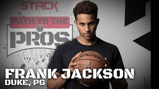 2017 NBA Path to the Pros: Frank Jackson, Duke PG