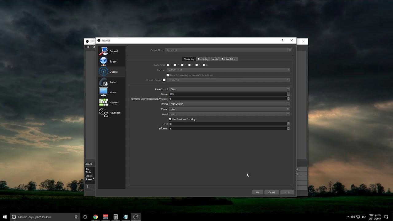 Configurar fotos en streaming en pc 24