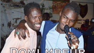 Pama et Momo à Bargny : Domi Mbeur