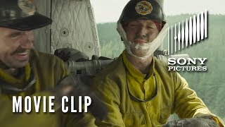 ONLY THE BRAVE Movie Clip - Chinstrap