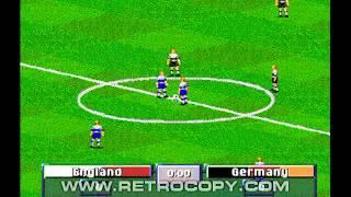 FIFA 98- Road to the World Cup (Sega Genesis / Mega Drive) Intro