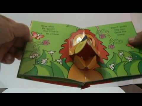 Jolly Jungle Pop-Up Fun Mini Popup Book Divertido Libro