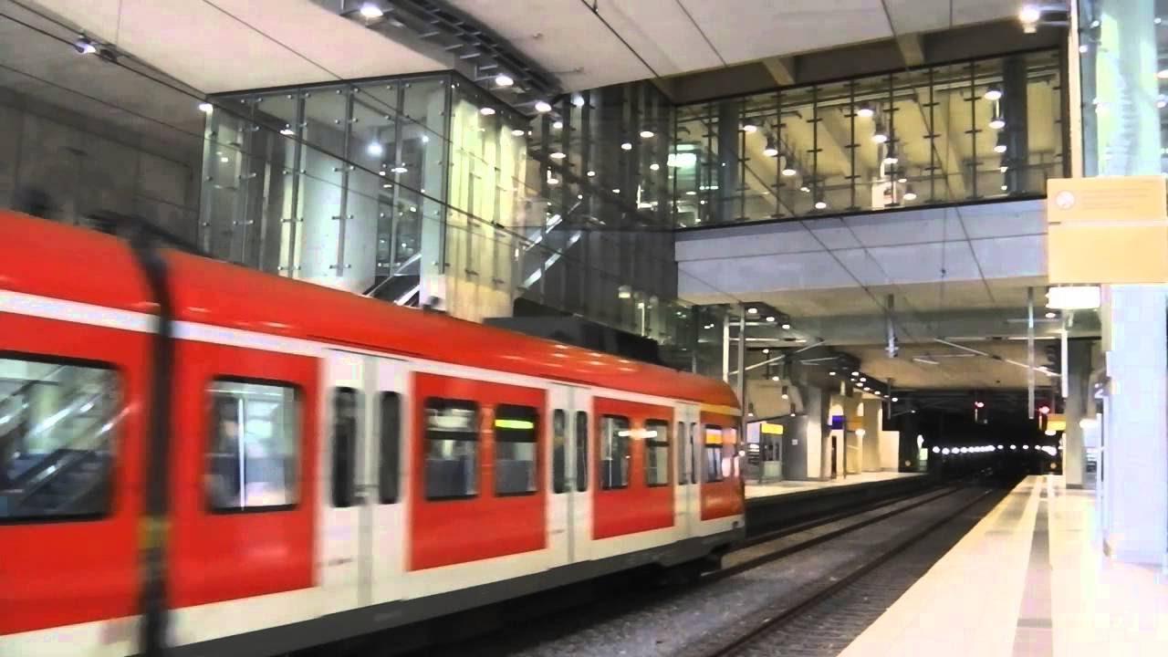 Bahn Flughafen Köln