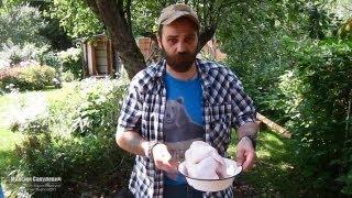 Тест ножа - MoraKniv® Companion Heavy Duty - part3 - тест по мясу и курице