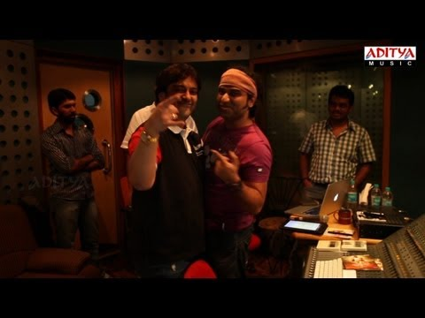 "Mix - Julayi Movie ""O Madhu"" Song Making - DSP, Adnan Sami"