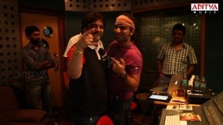 "Julayi Movie ""O Madhu"" Song Making - DSP, Adnan Sami"