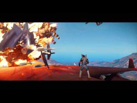 Just Cause 3 Cinematic Trailer #MyJC3Trailer