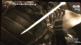 Ni-Oh PlayStation 3 Trailer - TGS 2006 Trailer (Off-Screen)