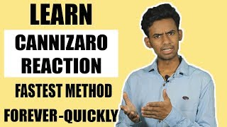 CANNIZZARO REACTION: How to learn Organic Chemistry Reactions? Story Based