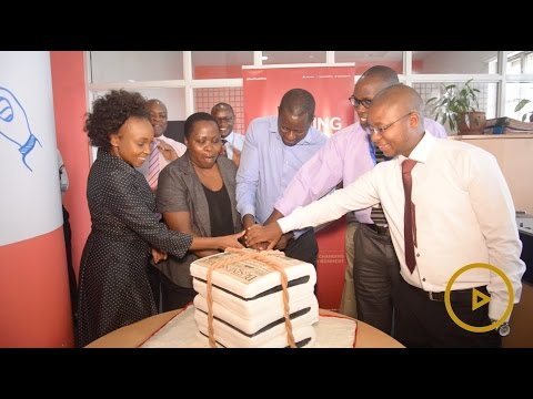 The relaunch of Business Daily