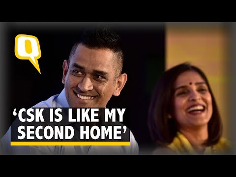 Joining Any IPL Team But CSK Was Never a Question: MS Dhoni | The Quint