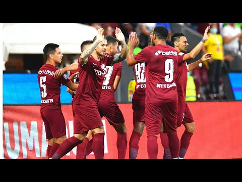 CFR Cluj Young Boys Goals And Highlights
