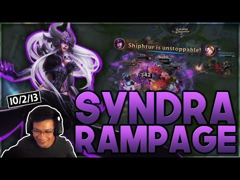 Shiphtur | BACK TO LCS!? | SYNDRA MID...