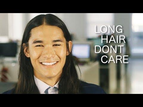 Booboo Stewart On How Guys Can Rock Long Hair