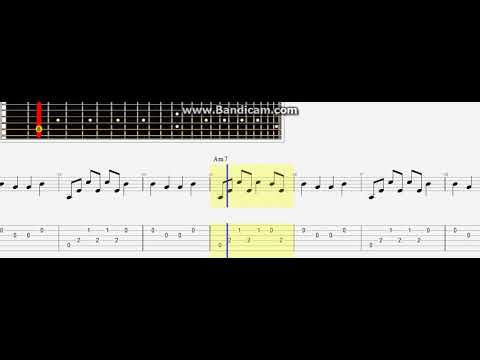 Evanescence Hello Acoustic Guitar Lesson Note Tabs Youtube