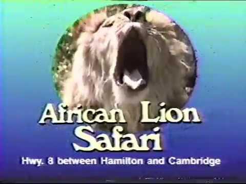 African Lion Safari 1991