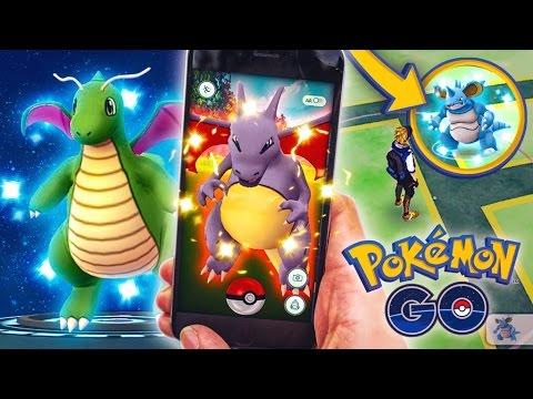 Pokemon GO - WHAT ARE *SHINY* POKEMON? (SUPER RARE)