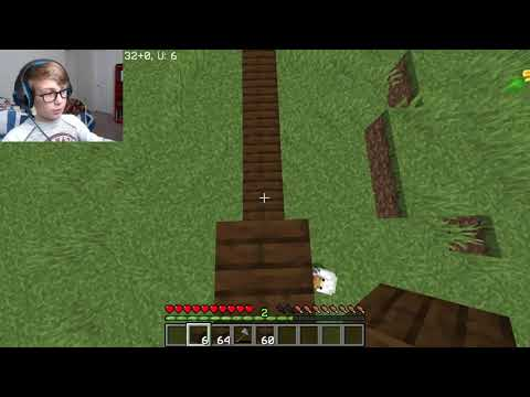 Minecraft Lets Play #1