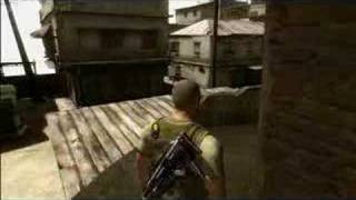 Splinter Cell: Double Agent - new gameplay video