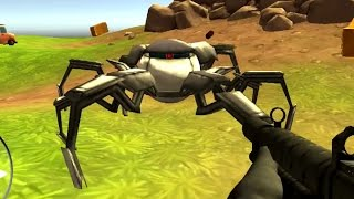 Spider Hunter Amazing City 3D Android Gameplay #4