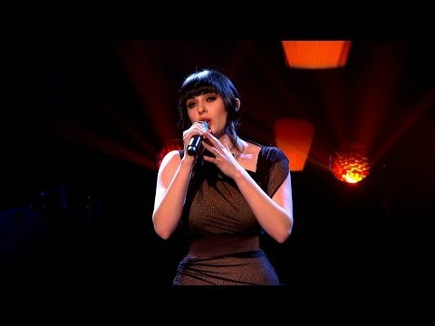 Christina Marie performs 'Fix You' - The Voice UK 2014: The Live Finals - BBC One