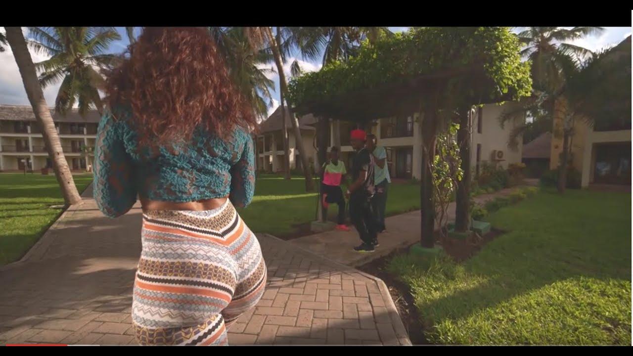 Mjue Reggy msanii alie nasa kwa Agnes Masogange - YouTube