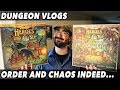 Dungeon Vlogs - Heroes of Land, Air and Sea