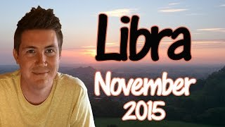 Horoscope for Libra November 2015 | Predictive Astrology