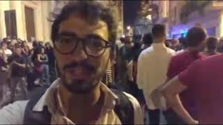 Aggressione fascista a Bari