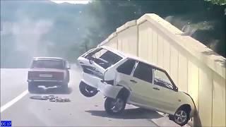 Extreme Car Crash DashCam Compilation 2017