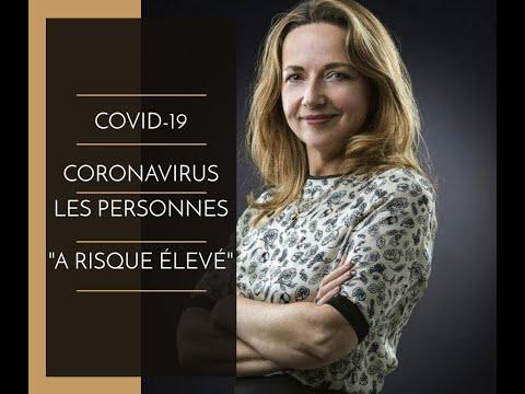 COVID-19 CORONAVIRUS LES PERSONNES