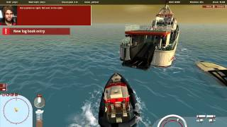 Ship Simulator Maritime Search and Rescue Gameplay (PC HD)