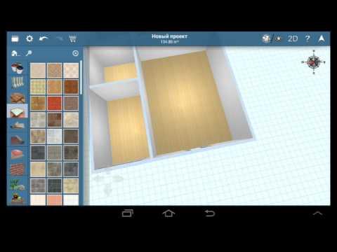 Home Desing 3d обзор построй свой дом мечты!!!
