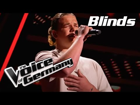 Dermot Kennedy - Outnumbered (Etienne Wiebe) | The Voice of Germany | Blind Audition