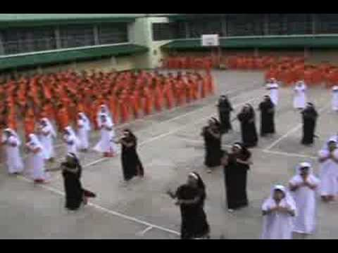 NEW-Inmates At CPDRC, Cebu, Dance To